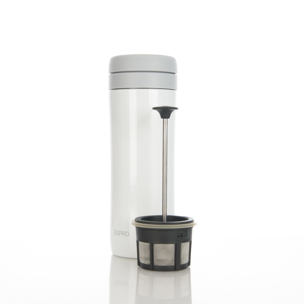 ESPRO Travel Press - 350 ml bílý