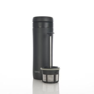 ESPRO Travel Press - 350 ml černý